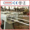 Línea de Extrusión de PVC Doble Pipe