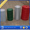 Rete metallica esagonale rivestita della plastica verde/maglia del pollo (iso 9001)