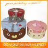 Round Shaped Paper Hat Box (BLF-GB085)