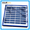 3W Tempered Glass Laminated Sonnenkollektor mit Factory Supply High Efficiency PV Solar Cell