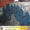 Corrugated/Threaded Galvanized Steel Pipes with Couplings