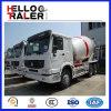 Carro del mezclador concreto de HOWO 6X4 9m3 336HP