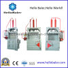 Bouteilles verticales Vm-3 de plastique et d'animal familier de presse de Hellobaler