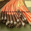 Béton armé de fil d'acier transportant le tuyau en caoutchouc