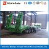 3 Radachsen-hydraulische Strichleiterhydraulischer Gooseneck Lowbed halb Schlussteil Lowboy Förderwagen-Schlussteil