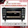 Reprodutor de DVD especial GPS do carro de Hualingan para a navegação de Mercedes-Benz Slk 171