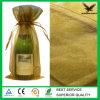 Мешок упаковки бутылки вина Organza
