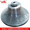 Shape B Demi Bullnose Diamond Profiling Wheel