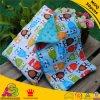 Buho Cotton con Minky DOT Baby Pillow Cover