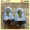 Clips de câble métallique DIN 741 avec l'acier inoxydable d'AISI 304/316