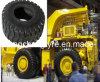 Industrial diagonal de The Road Tyre 23.5-25 OTR Tyre