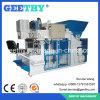 機械に具体的な空のブロックの煉瓦作成機械をするQmy10-15お金