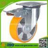De Europese Gietmachine van het Wiel van het Aluminium van de Rem Pu van het Type Totale