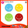 Spring Sales Coasters Set of 6 Smile Face Cute Design Home Furnishings High Quality
