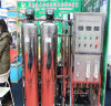 물 처리 Purication를 위한 스테인리스 RO 급수 시스템