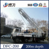 井戸の掘ることのための深く、大口径のトラックの掘削装置