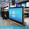 Giratorio de aluminio caja de luz rotativa