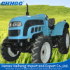中国のSuper Quality 65HP 4WD Wheel Tractor
