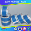 Cinta impresa auta-adhesivo de la cinta BOPP de la venta caliente de la India