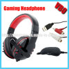 High Grade Gaming Stereo Headphone Fone de ouvido USB