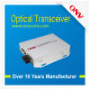 1CH HD Video + 1CH Audio + 1CH Bidirectional RS232/485/422 Data + 1CH 10/100m Ethernet (ONVT/RDVI1D1A1E-S)のDVI Optical Transceiver