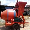 Mezclador concreto de mezcla constructivo del equipo Jzc350