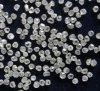 Diamante di massima di bianco di CVD sviluppato laboratorio