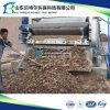 Hohe Leistungsfähigkeits-niedrige Energie-Klärschlamm-entwässernsystems-Riemen-Filterpresse