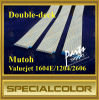 OEM Double Deck Mutoh 1604e / cable de la cabeza impresora 1204