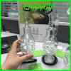 Enjoylife 1PCS Available Ecigator 9  Inch Water Pipe、Hot Sales Egg Same Glass、Electronic CigaretteのためのRecycler Skull Glass Pipes