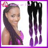 X-Pression Soft Braid, Synthetic Hair, Use Kanekalon 100% Fiber From Giappone con Best Quality
