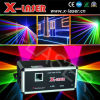X-лазера 10W RGB Лазерный аналоговой модуляции Лазерная Освещение сцены