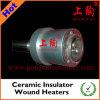 Calentadores de cerámica de la herida del aislador
