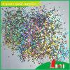 De bulk Kleurrijke Holografische Flits van de Verkoop schittert Vlokken