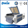 Автоматический подавая гравировальный станок вырезывания лазера тканья ткани