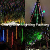 20/30/50cm Christmas DEL Meteor Shower Tube Snowfall Lights New Year Decoration