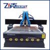 Router 1212/1325 do CNC com os auto eixos da mudança e o servo motor