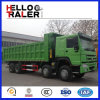 HOWO 6X4 8X4 큰 말 힘 쓰레기꾼 트럭
