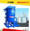 Large Capacity Oil Disposal System for Military Industry