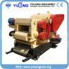 Sciure en bois dure approuvée de logarithme naturel de la CE de la Chine Yulong effectuant la machine