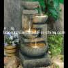 정원을%s 큰 Granite Four Bowl Fountain Water Feature, Landscape