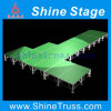 Stage, Aluminum Mobile Stage, T- Shape Stages, Stage Equipment