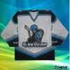 Modernes kundenspezifisches Polyester-Sublimation-Eis-Hockey Jersey (IC-12)