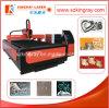 Máquina de corte do corte do laser da fibra da precisão do Grande-Formato/laser