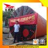 기계를 밀어올리는 1200mm 중국 자동적인 지하 파이프라인