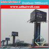 LED al aire libre Frontlit tres caras que hacen publicidad de la estructura de la cartelera