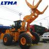 중국 로그 로더 18 톤 바퀴 로그 로더 명세