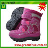 Latest Design Kids Winter Snow Boot for Girl