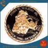 Подгонянная ценой по прейскуранту завода-изготовителя монетка сувенира сплава 3 d цинка логоса в высоком качестве от Китая