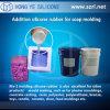 Gypsum Mold Makingのための液体のSilicone Rubber